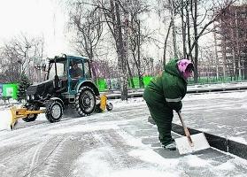 Не чистят снег куда обращаться